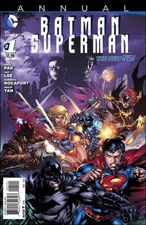 Batman/Superman Annual 1-B