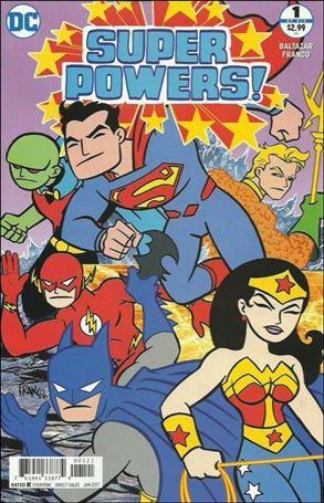 Super Powers (2016) 1-B