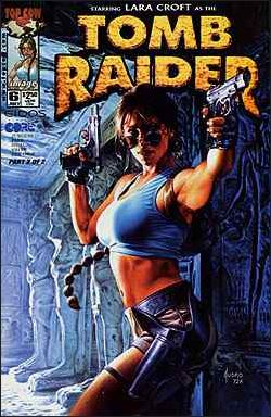 Tomb Raider: The Series 6-A by Top Cow