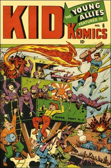 Kid Komics 6-A by Marvel