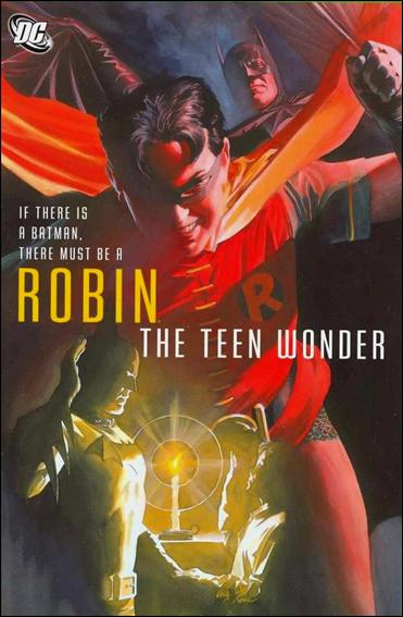 Robin: The Teen Wonder 1-A by DC