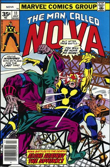Nova (1976) 11-B by Marvel