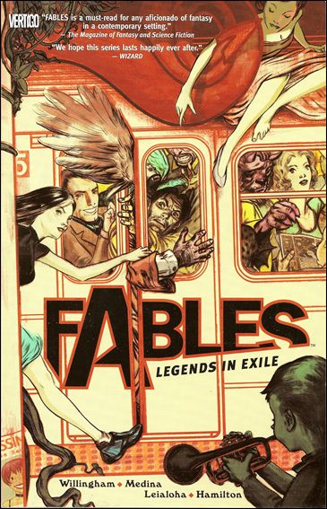 Fables 1-D by Vertigo