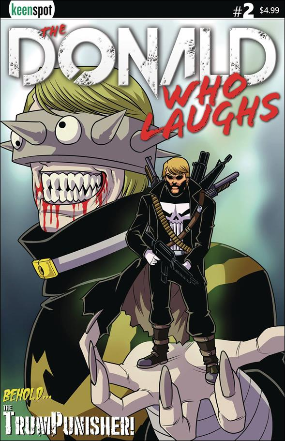 Donald Who Laughs 2-A by Keenspot