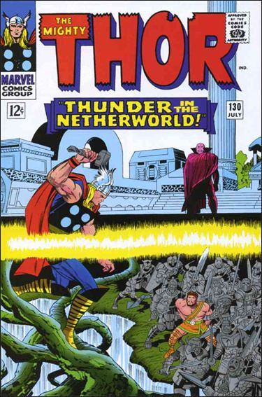 Thor (1966) 130-A by Marvel