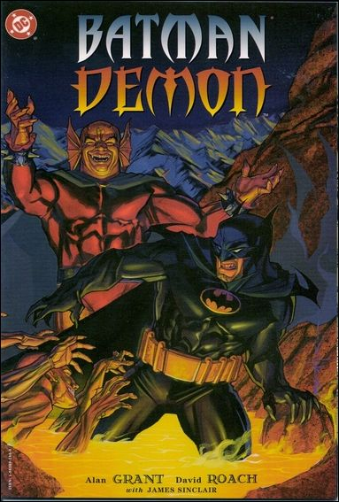 Batman/Demon 1-A by DC