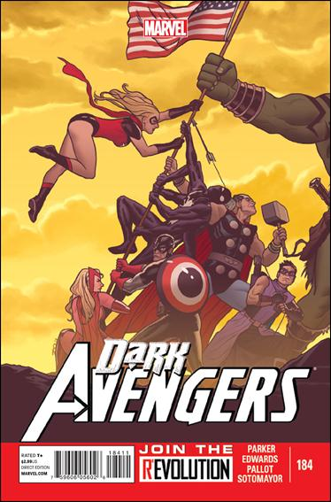 Dark Avengers (2012) 184-A by Marvel