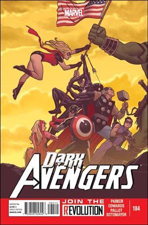 Dark Avengers (2012) 184-A