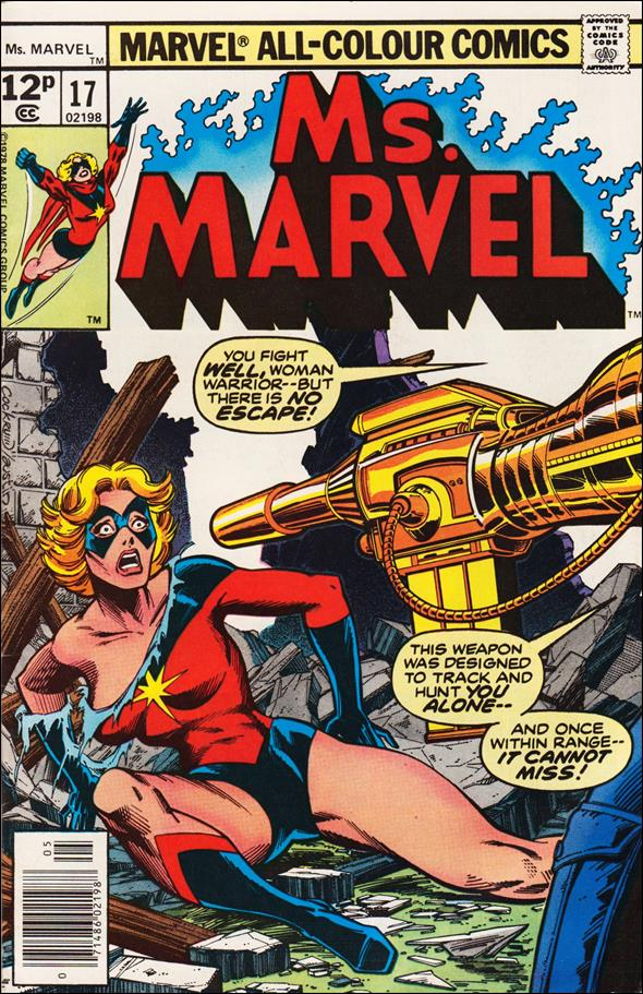 Ms. Marvel (1977) 17-B by Marvel