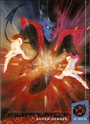 1994 Fleer Ultra X-Men (Base Set) 17-A
