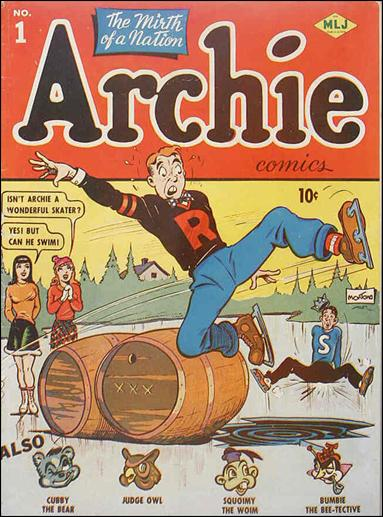 Archie (1942) 1-A by Archie