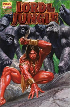 Lord of the Jungle 1-A