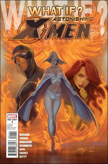 What If? Astonishing X-Men 1-A by Marvel