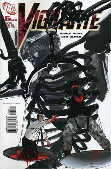 Vigilante (2005) 6-A by DC