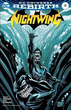 Nightwing (2016) 31-B