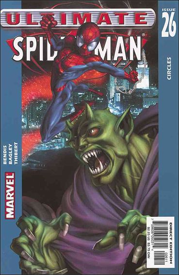 Ultimate Spider-Man (2000) 26-A by Marvel