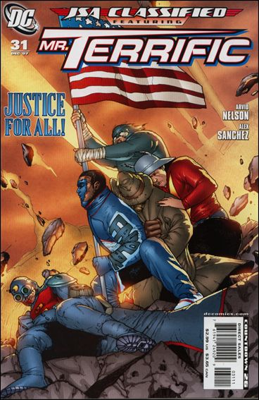 JSA: Classified 31-A by DC