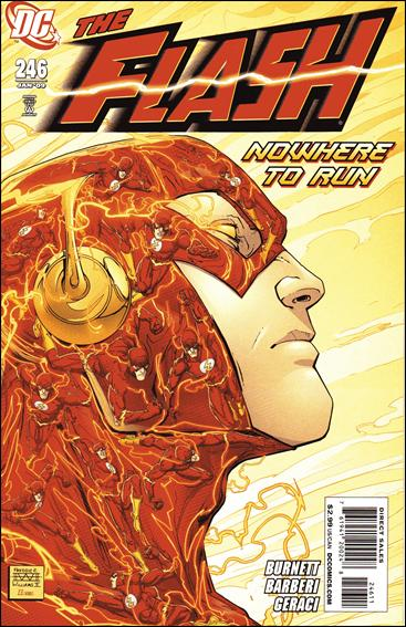 Flash (1987) 246-A by DC