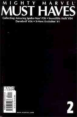 Marvel Must Haves 2-A by Marvel