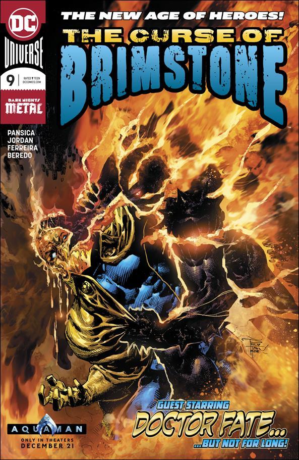 Curse of Brimstone 9-A by DC