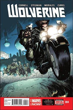 Wolverine (2014) 4-A