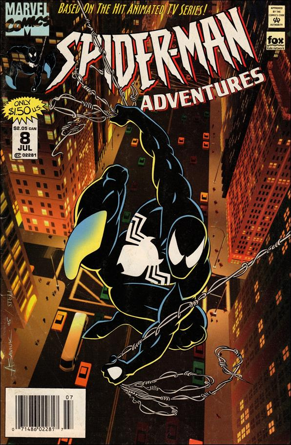 Spider-Man Adventures 8-A by Marvel