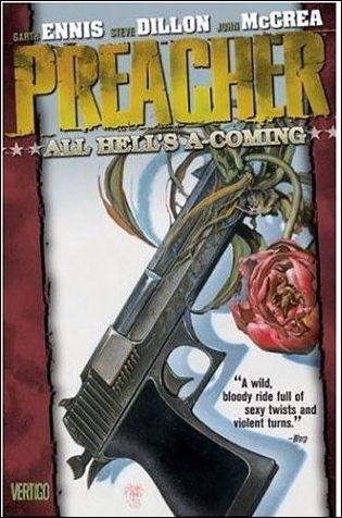 Preacher (1996) 8-D by Vertigo