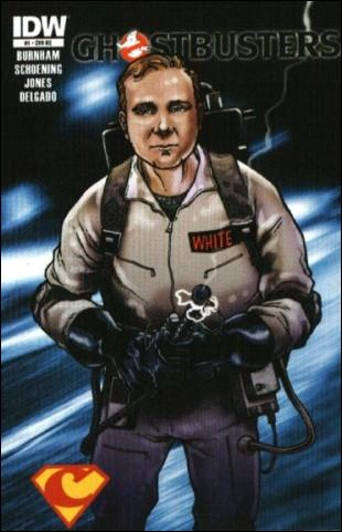 Ghostbusters (2011) 1-H by IDW