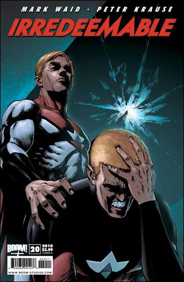Irredeemable 20-A by Boom! Studios