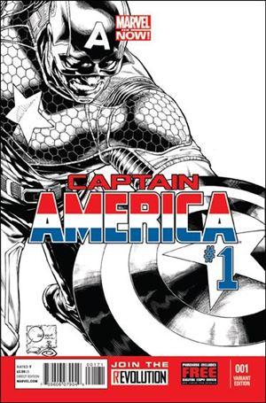 Captain America (2013) 1-E
