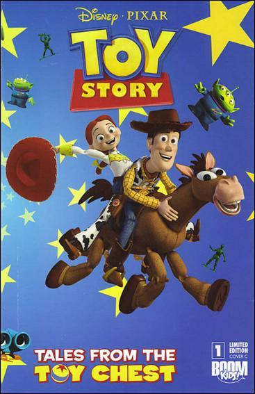 Toy Story Tales From The Toy Chest 1 C Oct 2010 Comic Book By Boom