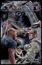 Stargate SG-1 2007 Special 1-E by Avatar Press