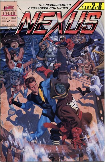Nexus (1985) 46-A by First