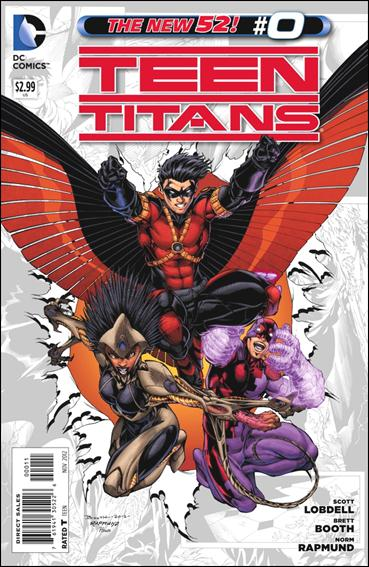 Teen Titans (2011) 0-A by DC