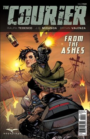 Courier: From the Ashes 4-A