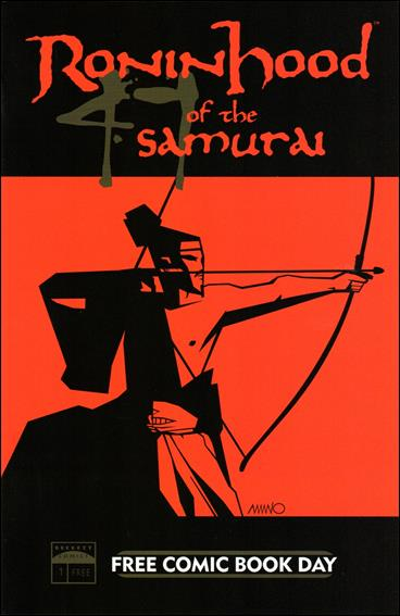 Ronin Hood of the 47 Samurai nn-A by Beckett Comics