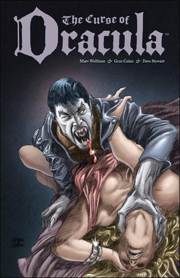 Curse of Dracula nn-A by Dark Horse