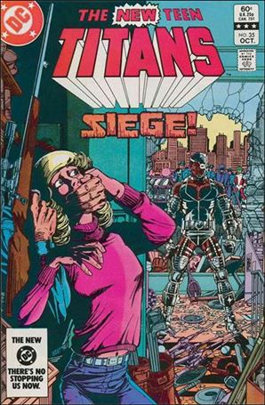New Teen Titans (1980) 35-A