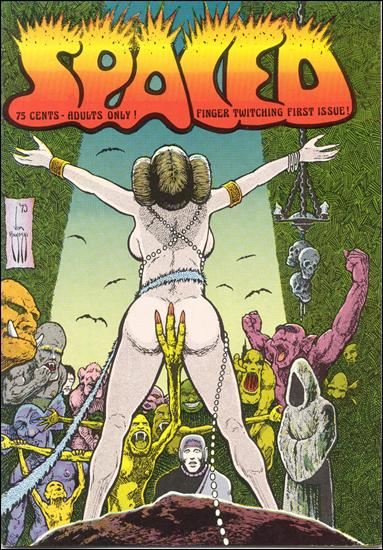 Spaced (1974) 1-A by Comics and Comix Co