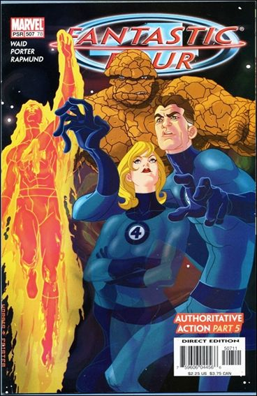 Fantastic Four (1961) 507-A by Marvel