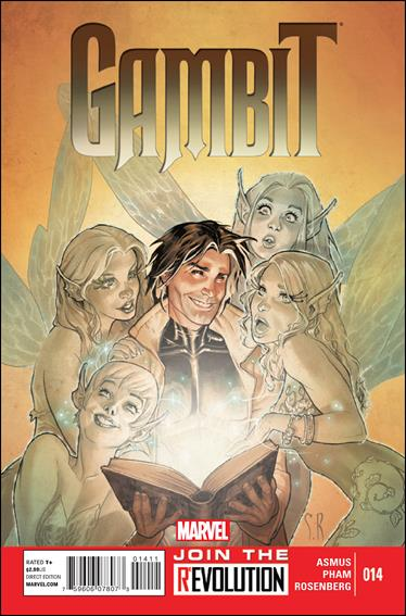 Gambit (2012) 14-A by Marvel