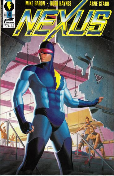 Nexus (1985) 78-A by First