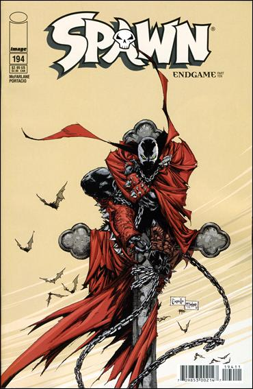 Bill Of Sale Virginia >> Spawn 194 A, Jul 2009 Comic Book by Image