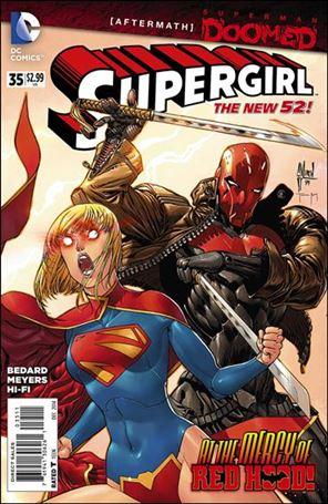 Supergirl (2011) 35-A