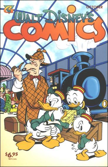 Walt Disney's Comics and Stories (1940) 629-A by Dell