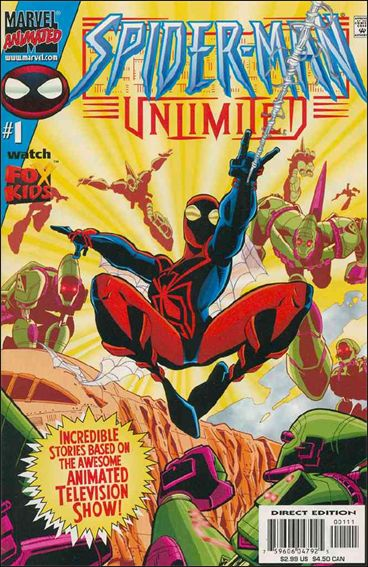 Spider-Man Unlimited (1999) 1-A by Marvel