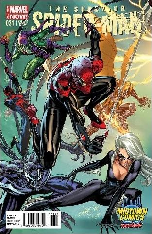 Superior Spider-Man 31-E by Marvel