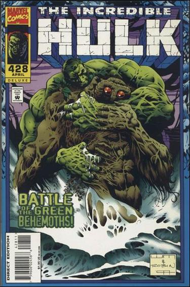Incredible Hulk (1968) 428-A by Marvel