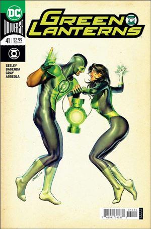 Green Lanterns 41-B