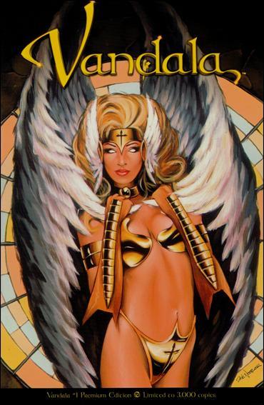 Vandala 1-B by Chaos! Comics